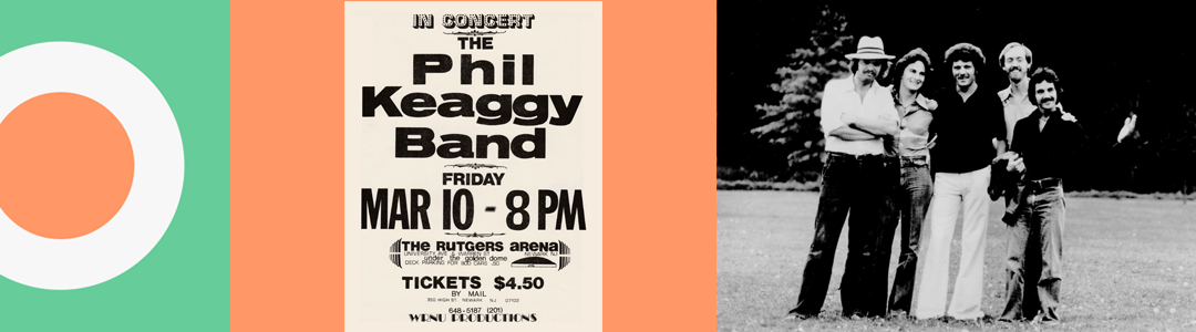 Phil Keaggy Band Concert Promotion